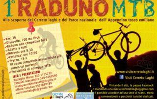 Lunigiana Bike Travel in collaborazione con Ufficio Informazioni Turistiche di Cerreto Laghi organizza l'imperdibile RADUNO per mountain bike lungo i percorsi di Cerreto Laghi.