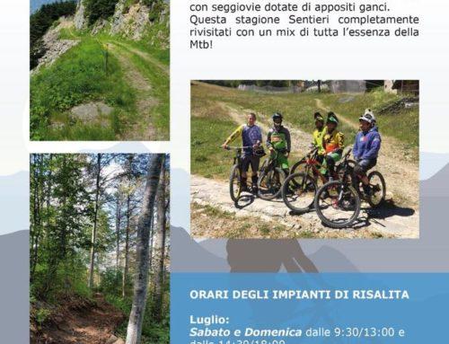 Impianti Aperti per Ferie! Bike Park Cerreto Laghi