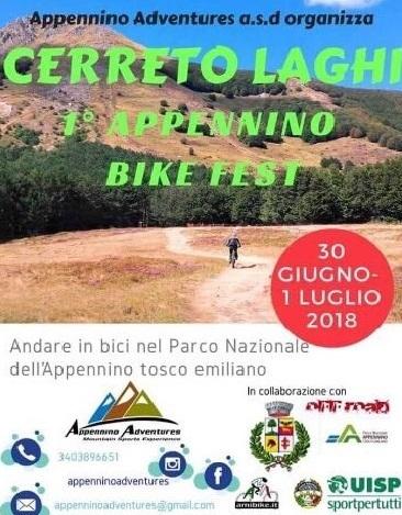 Bike Fest Cerreto laghi mtb