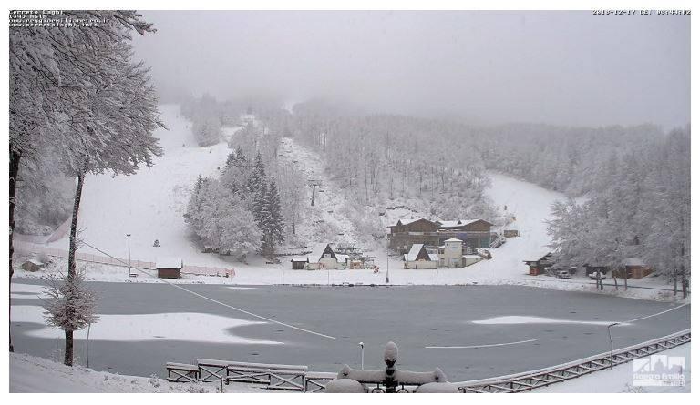 neve cerreto laghi
