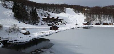 prima neve cerreto laghi 2020