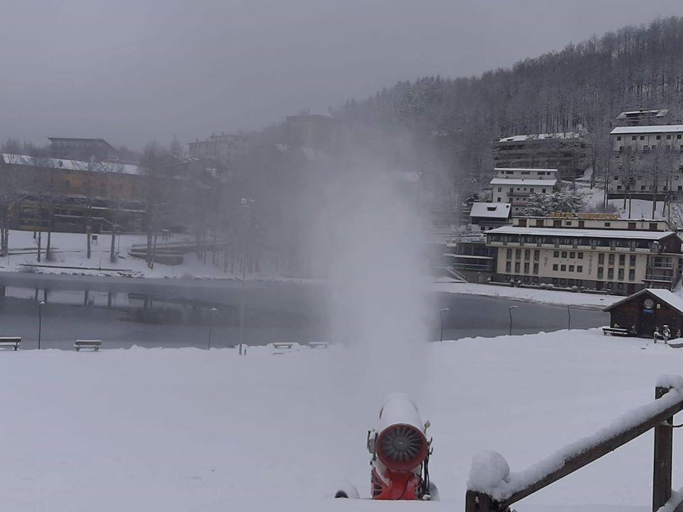 Aggiornamento impianti cerreto laghi 2019