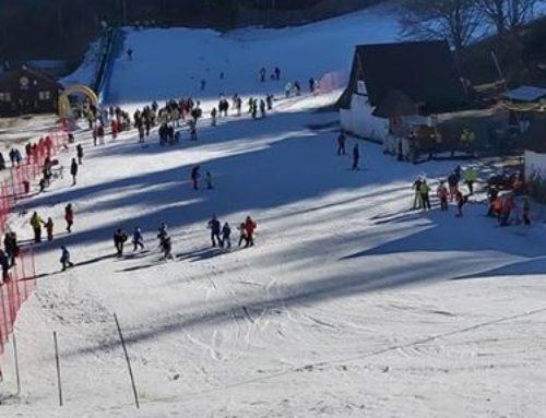 Primo weekend 2020 sugli sci