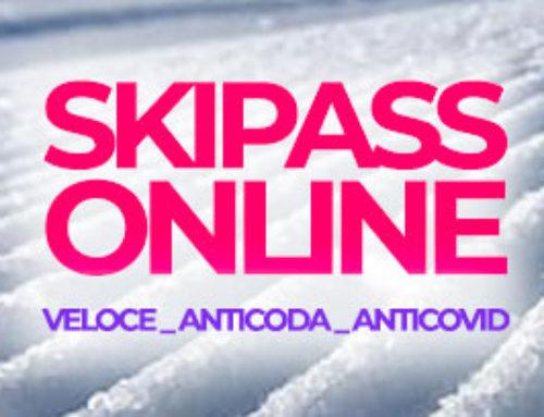 Da oggi acquista il tuo skipass online!