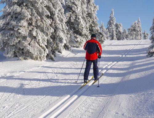 Apertura piste sci di fondo 20 febbraio